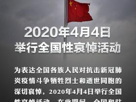 应国家号召,遇见台儿庄将于2020年4月3日起,全站灰色调默哀至4月4日23:59:59(附灰色调教程)