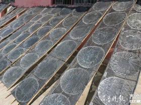 家有老手艺|原来粉皮是这么做成的,据说枣庄这个地方的粉皮还曾被乾隆爷点赞