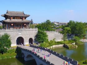 台儿庄古城荣登全国5A景区新媒体综合传播力指数TOP10