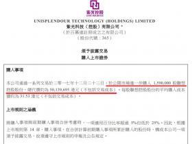 紫光控股继续购入联想控股 联想本周累计上涨50%