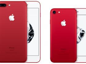 苹果新品面世:红色iPhone7和史上最便宜的9.7英寸iPad!