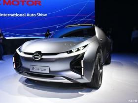 广汽传祺ENTRANZE概念车北美车展将首发
