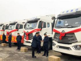 中储智运与中国重汽达成战略合作
