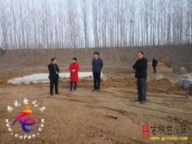 台儿庄区民政局积极推进殡葬服务设施项目建设
